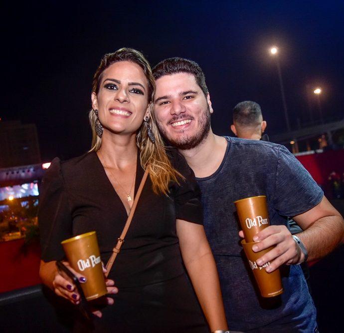 Amanda Aragão E Mateus Siqueira