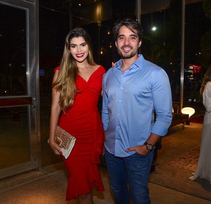 Amanda Lyra E Rodrigo Porto