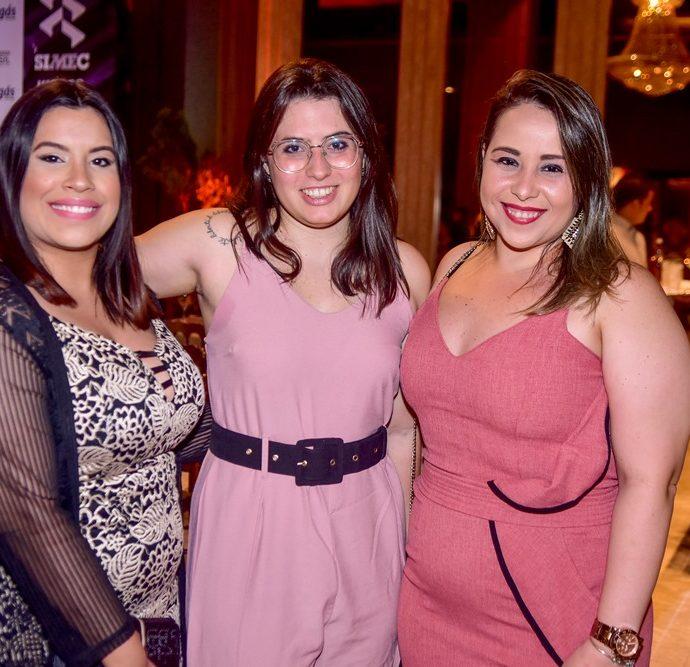 Amanda Oliveira, Amanda Nogueira E Rafaelly Rios
