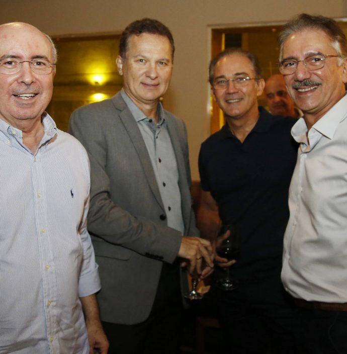 Amarilio Cavalcante, Carlos Pimentel, Luiz Claudio Brasil E Helder Montenegro