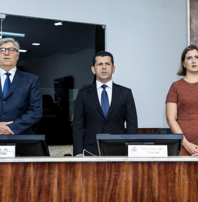 Amarilio Macedo, Erick Vasconcelos E Manoela Nogueira
