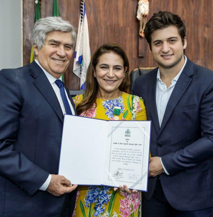 Amarilio, Patricia E Omar Macedo
