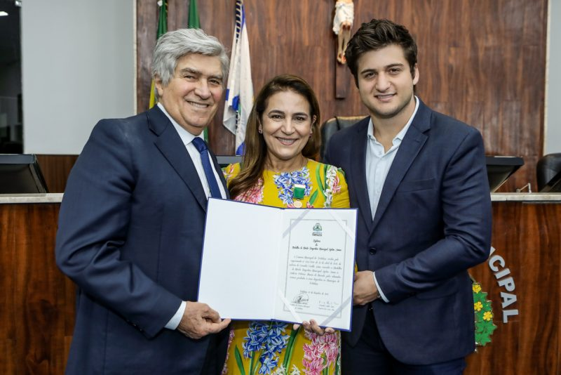 Inspiração - Patrícia Macêdo é agraciada com a Medalha Aryton Senna