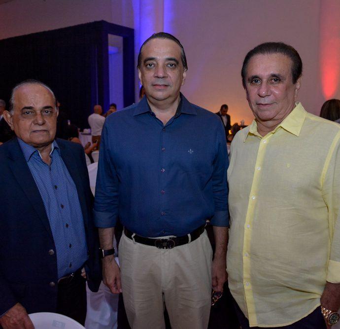 Amilton Lopes, Carlos Gualter E Gaudêncio Lucena