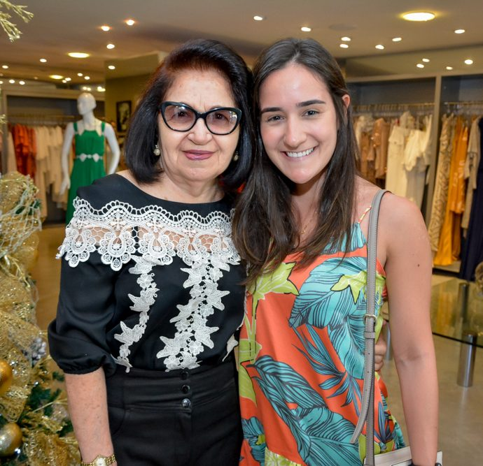 Ana Amélia Mendes E Vanessa Deluca