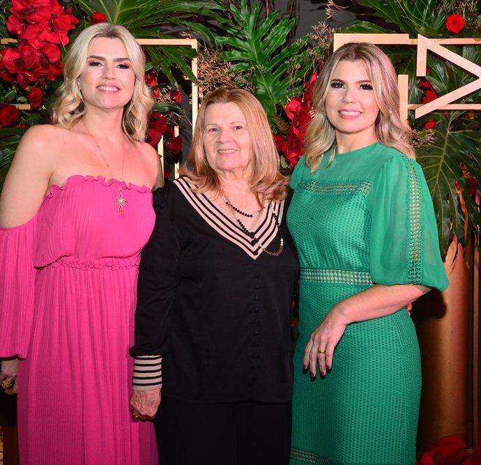 Ana Cristina, Liduína E Liliane Meira