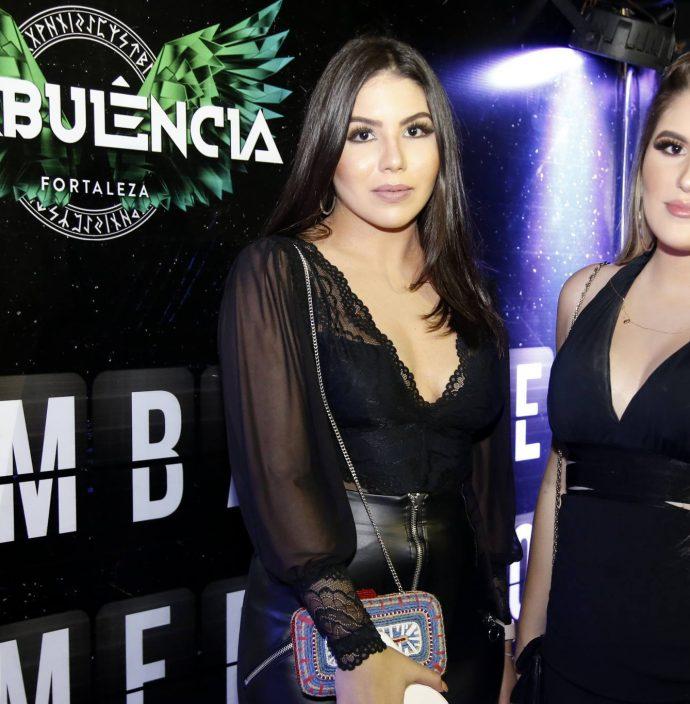 Ana Lucia Jovino E Virna Linhares