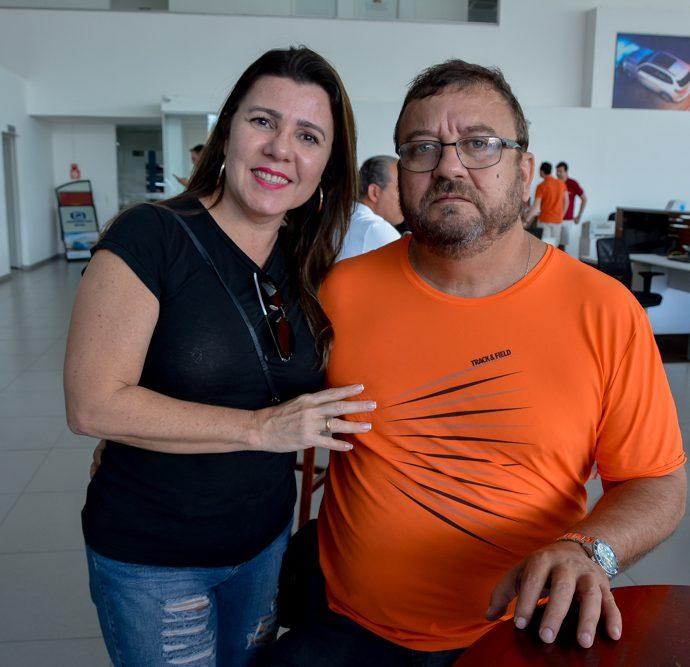 Ana Luiza Romero E Samuel Facó