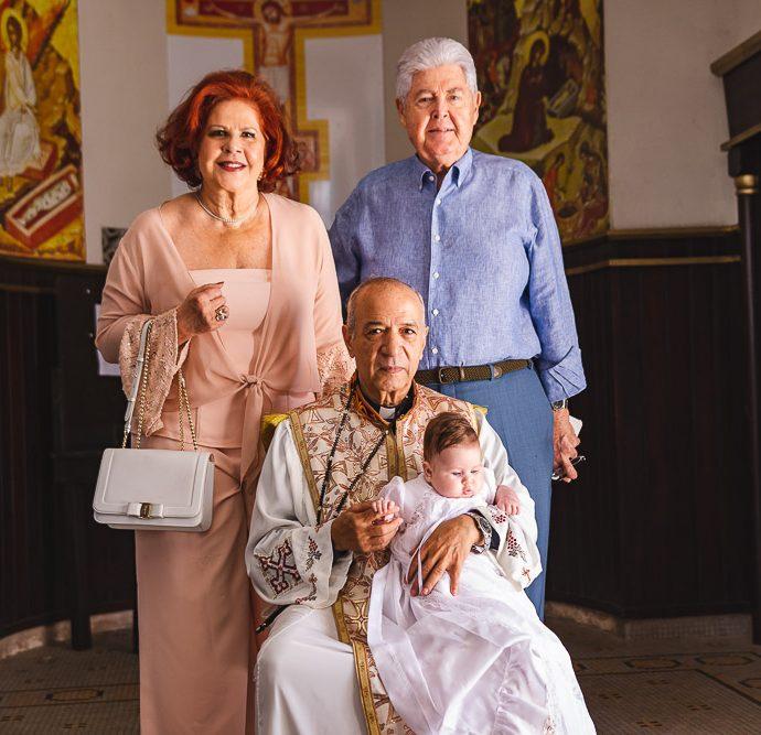 Ana Virginia Carneiro, Padre, Celine Carneiro E Lucio Carneiro