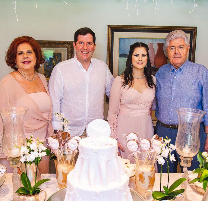 Ana Virginia, Rodrigo, Camile E Lucio Carneiro