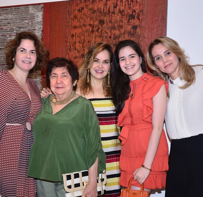 Andiara, Luzenilda, Ariadna, Chiara Fernandes E Karise Cavalcante