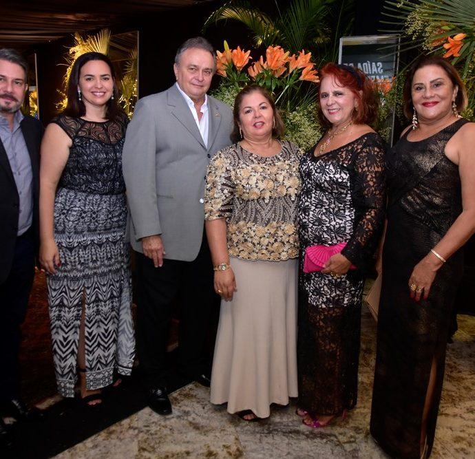 André Bezerra, Patricia Bessa, Lucio Bessa, Crismene Bessa, Fatima Duarte, Karina Sampaio
