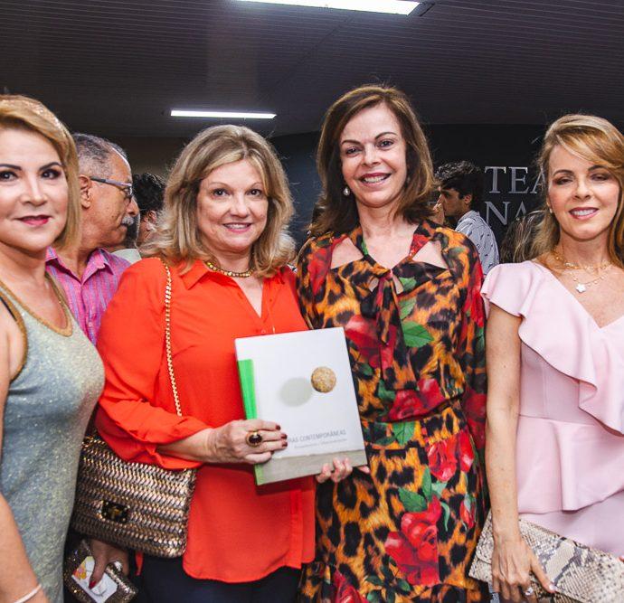 Andrea Aguiar, Silvana Vasconcelos, Glaucia Andrande E Karisia Pontes
