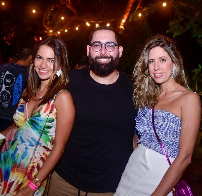 Andrea Scaff, Luiz Victor Torres, Lara Carvalho