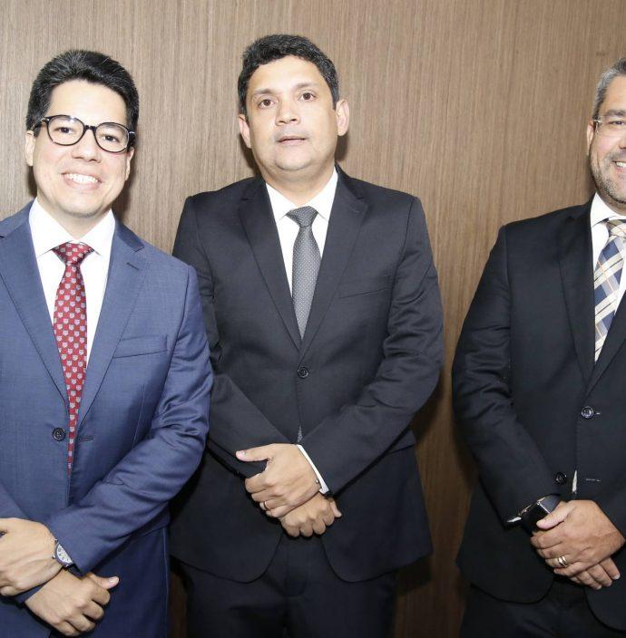 Andrei Aguiar, Bruno Queiroz E Savio Aguiar