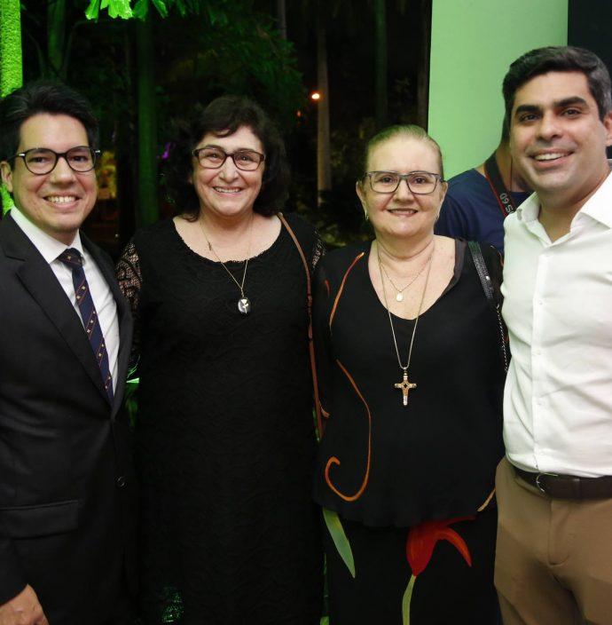 Andrei Aguiar, Diana Carvalho, Glaucia Diogo E Queiroz Filho
