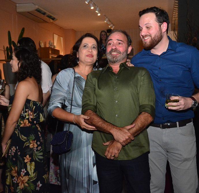 Andréia, Marcus E Lucas Novais