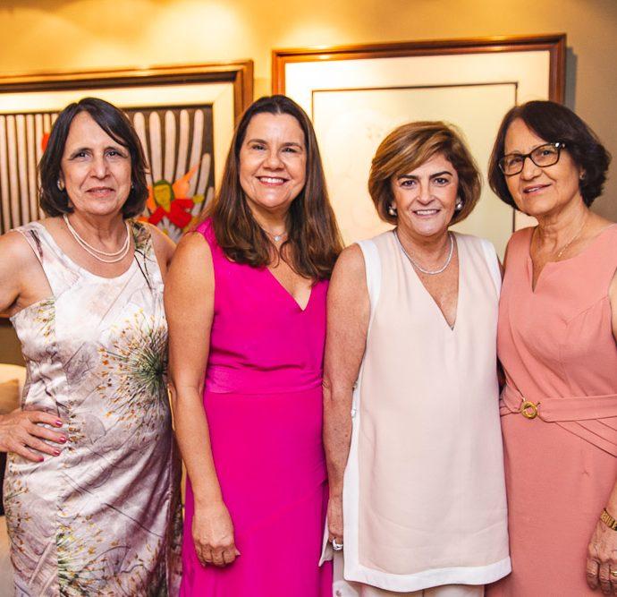 Angela Quintao, Iranir Quintao, Carla Lima E Maria Jose Quintao