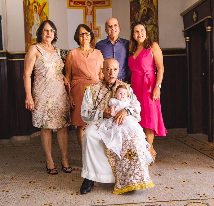 Angela Quintao, Maria Jose Quinte, Jose Quintao, Padre, Celine Carneiro E Iranir Quintao