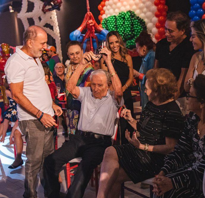Aniversário Bento Bezerra