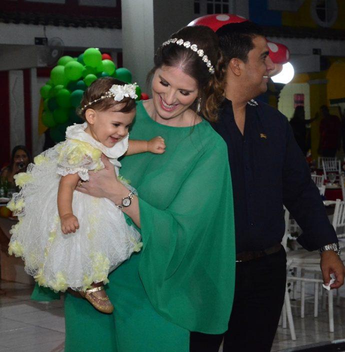 Aniversario De Maria Fernanda
