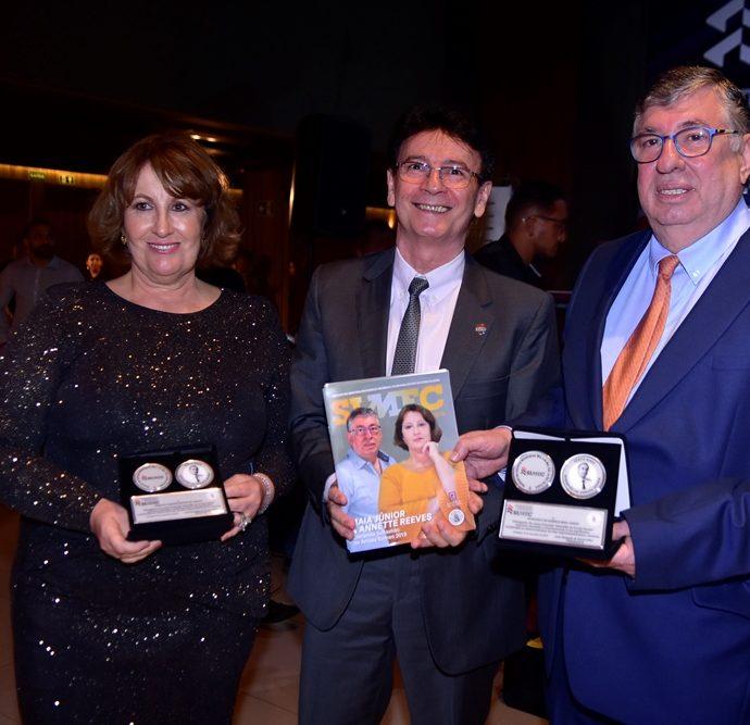 Annette de Castro, Francilio Dourado, Maia Júnior