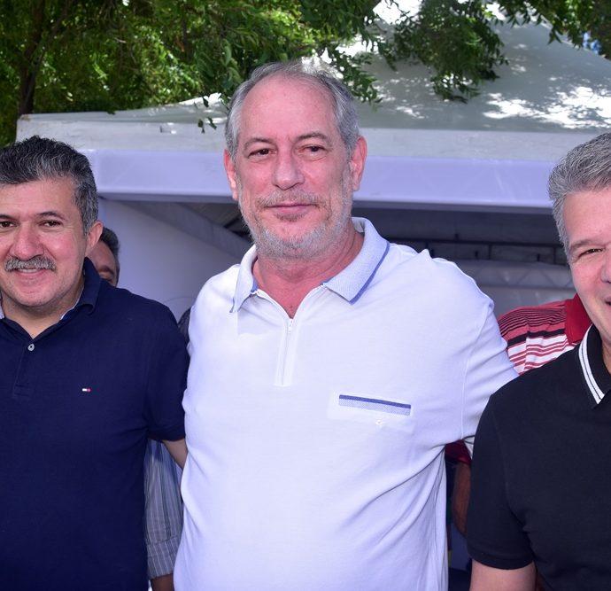 Antônio Henrique, Ciro Gomes, Ferruccio Feitosa