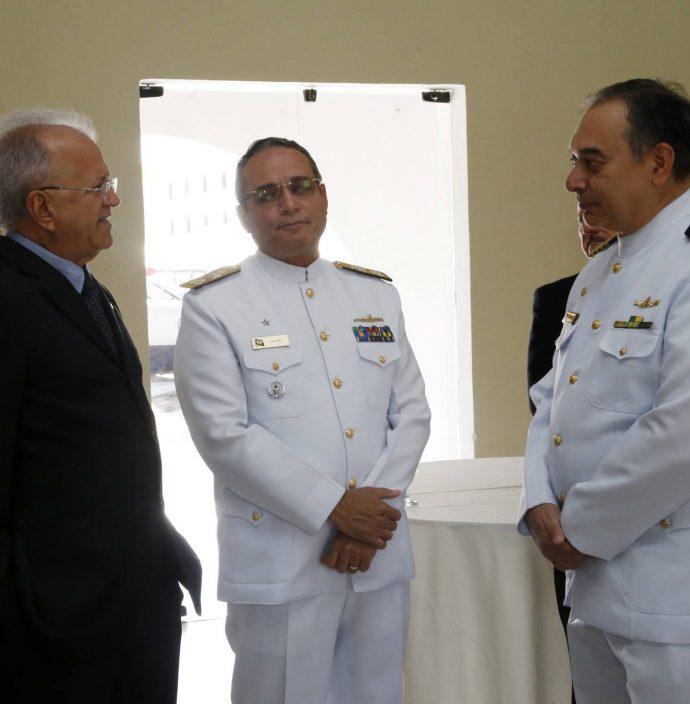 Antonio Serqueira, Alan Guimaraes E Madson Cardoso