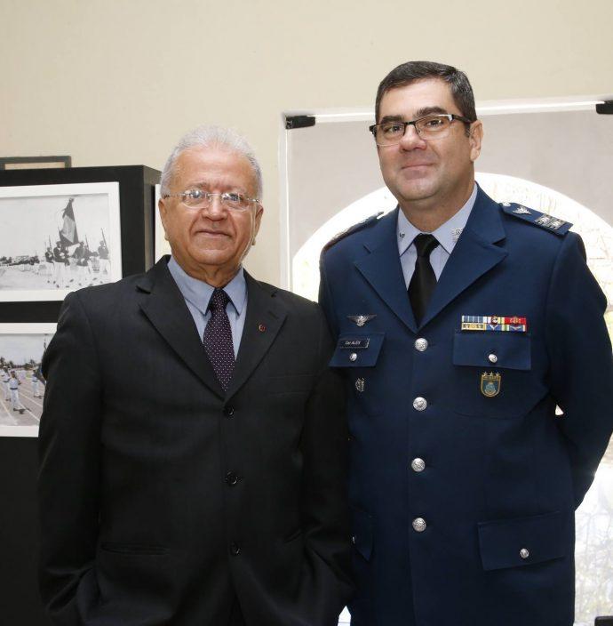 Antonio Serqueira E Alex Pereira