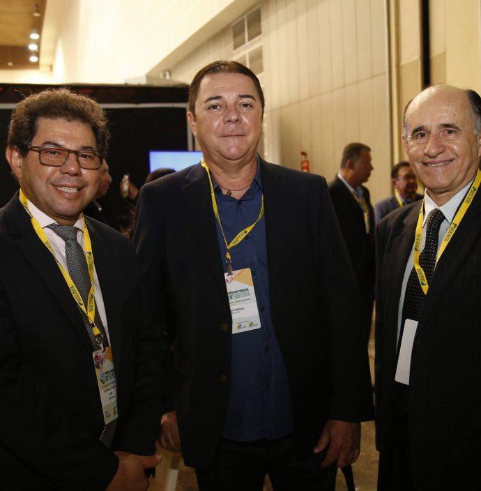 Armando Ferreira, Eliseu Barros E Wilson Canova