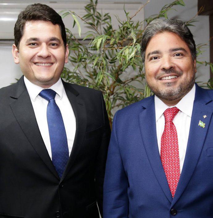 Audic Mota E Leandro Vasquez