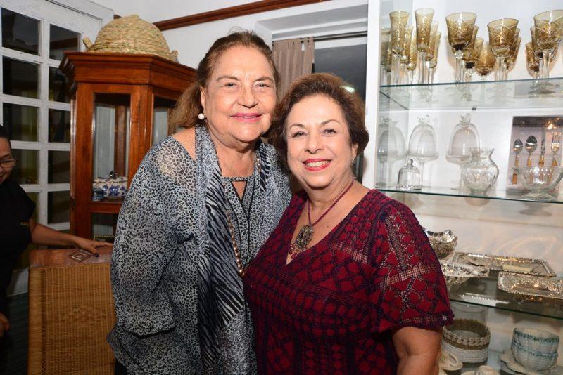 Aunésia Ayres E Júlia Philomeno (2)