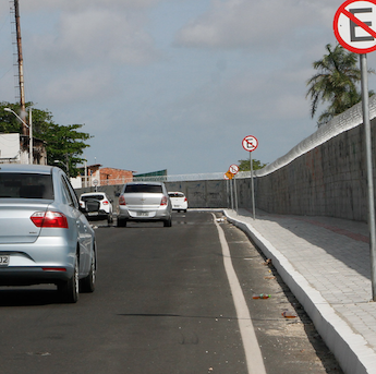 Roberto Cláudio inaugura nova via para agilizar tráfego na região de entorno do Fortaleza Airport