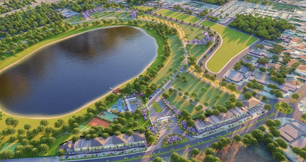 Azur Condomínio Lago entra na sua reta final