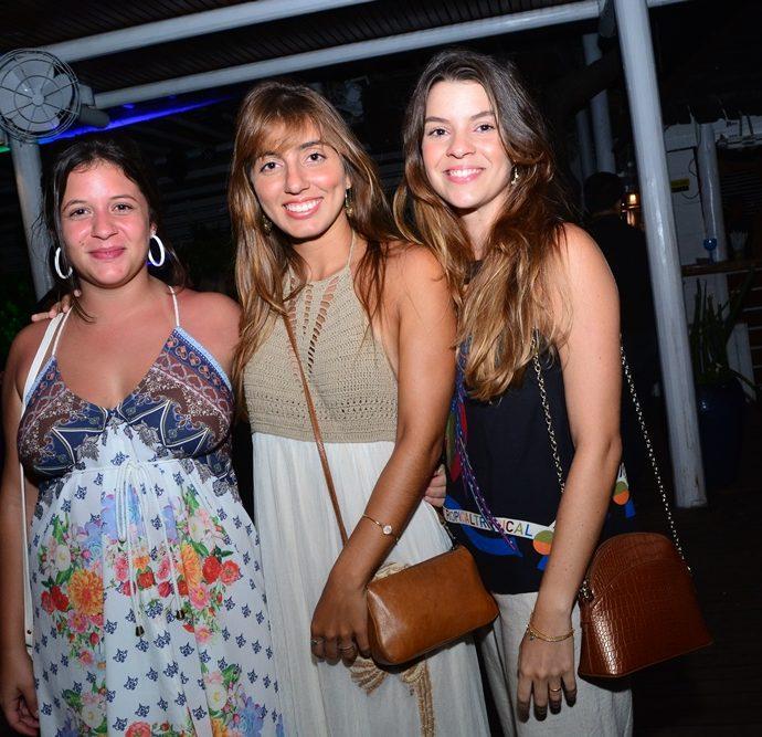 Beatriz Braz, Catarina Holanda, Barbara Furtado