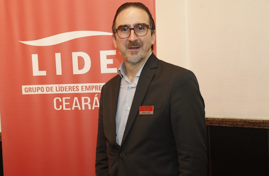 Bernard Appy defende o IVA no almoço-debate do LIDE Ceará