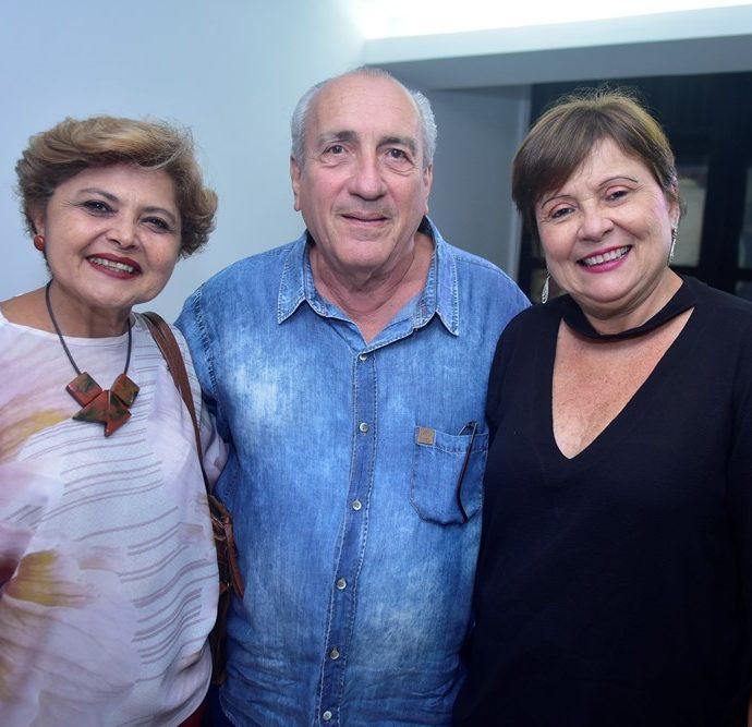 Bete Dias, Roberto Pontes, Ecília Braga