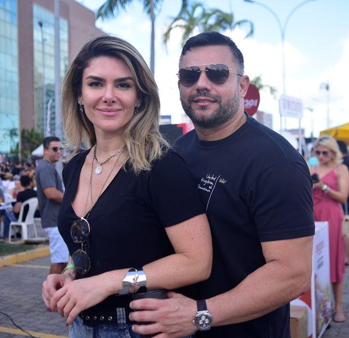 Bianca Saraiva E David Lima