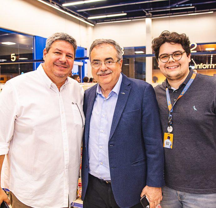 Bob Santos, Assis Cavalcante E Bob Filho