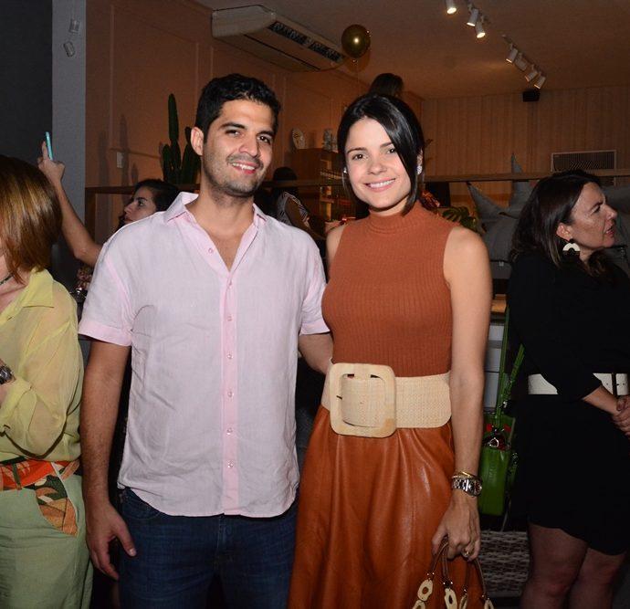 Bruno Beco E Priscila Ximenes