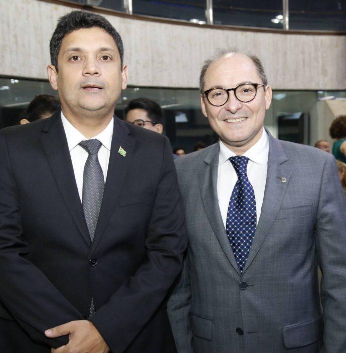 Bruno Queiroz E Alcides Saldanha