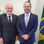 Roberto Cláudio e Prisco Bezerra