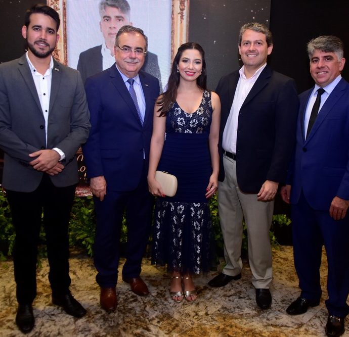 Cabral Neto, Assis Cavalcante, Jamila Araújo, Paulo Saraiva, Wellington Holanda