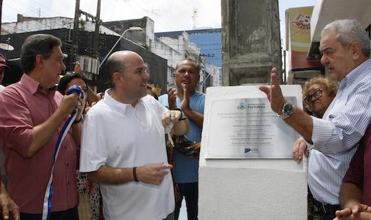 Roberto Cláudio lança programa de coleta seletiva em Fortaleza