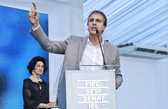 Camilo lança edital e diz que Aeroporto de Jericoacoara terá homologação internacional