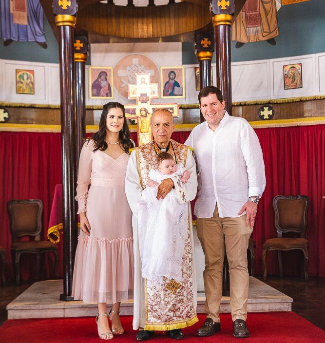 Camile Carneiro, Padre, Celine Carneiro E Rodrigo Carneiro