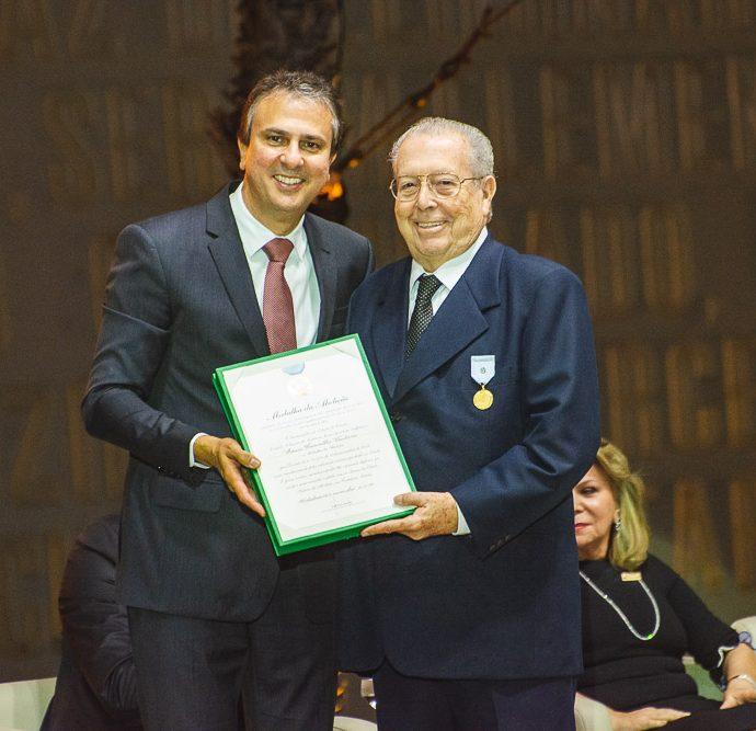 Camilo Santana E Edson Ventura