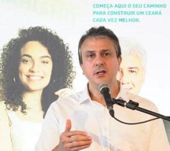 Camilo Santana participa de almoço com o setor produtivo