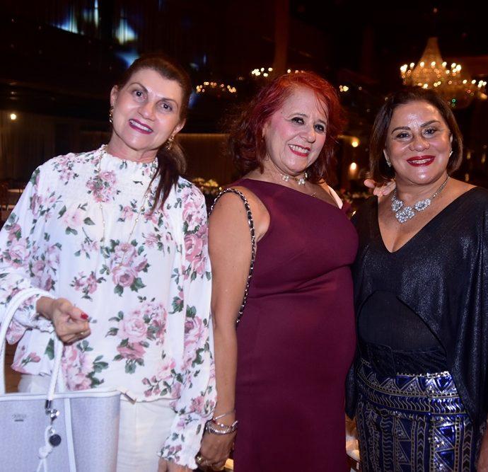 Candida Portela, Fátima Duarte, Karina Sampaio