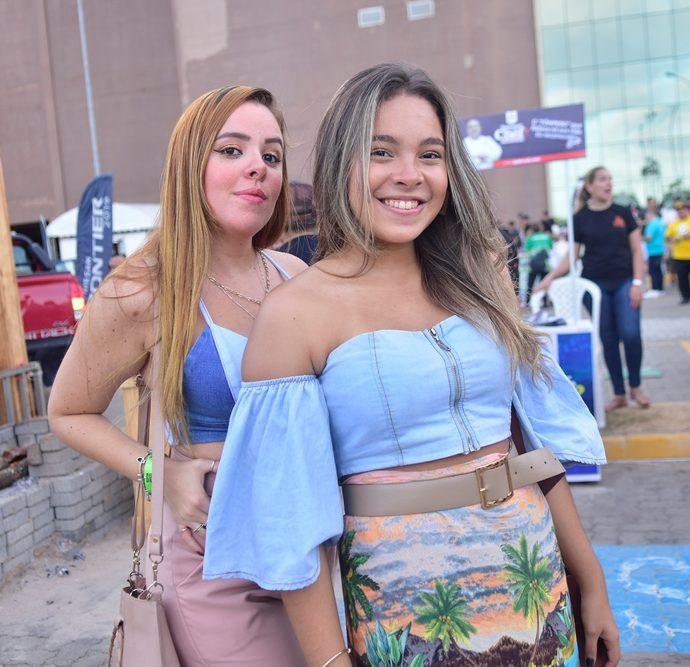 Carla Herbelly, Clara Oliveira